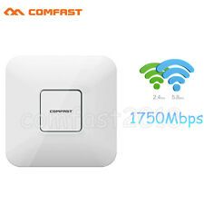 COMFAST 1750Mbps Dual Band 2.4G/5GHz Wireless Access Point WiFi AP POE 802.11AC