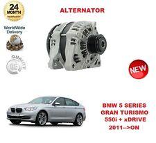 pour BMW Série 5 GT GRAN TURISMO F07 550 I + xd rive 2011> sur Alternateur unité
