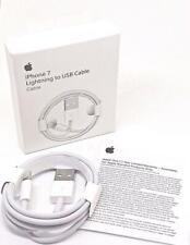 Genuino/Original Apple iPhone Cargador para iPhone/iPad-Cable Lightning 1 Metro