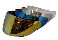 LS2 FF352 FF351 FF369 FF384 DARK, CLEAR, MIRRORED BLUE OR GOLD IRIDIUM VISOR