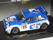 1/18 MG Metro 6R4 Computervision Rally Sanremo 1986 Malcolm Wilson