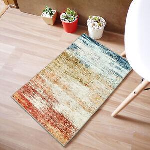 Doormat Multi Soft Non Shedding Kitchen Bathroom Floor Rugs Door Mats 50x80cm