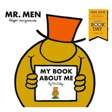 My Book about Me by Mr Silly : A World Book Day Title Book by Roger Hargreaves