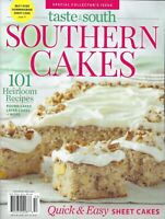 Taste of the South     Southern Cakes 2020