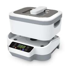 Skymen 1200ml Ultrasonic Cleaner Rings Necklace Watches Dental Coins Etc