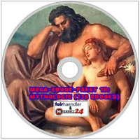 ☝ Mega Ebook Paket 18 MYTHOLOGIE 135 eBooks Deutsch Mythen Package CD Mythos NEU