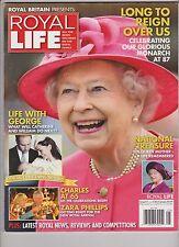 ROYAL LIFE MAGAZINE, THE NEWS ON ROYAL FAMILY #7 2013.