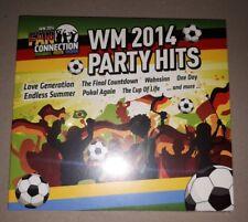 CD WM 2014 Party Hits Fan Connection Ferrero