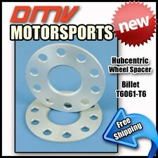 7MM | Hubcentric Wheel Spacers | For Porsche 5x130 | 71.6 | 14x1.5