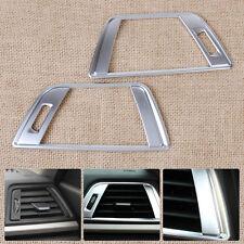 For BMW 3 4 Series F30 F31 F32 Chrome Interior Side Air Vent Molding Trim Cover