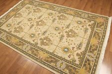 5' x 8' Nourison Nourmak Hand knotted Persian design Area Rug 100% wool 5x8