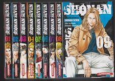 SHONAN SEVEN  tomes 1 à 9 Fujisawa Takahashi Manga en français SPIN-OFF GTO