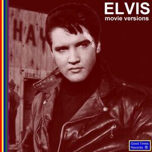 Elvis Presley Movie Versions