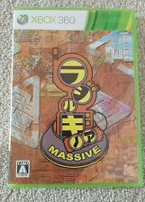 Radirgy Noa radilgy masiva japonés Xbox 360 Tirador de menta