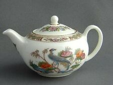 Wedgwood Miniature Tea Pot (1¾ inch) - Kutani Crane