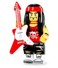 NEW! LEGO Minifigures Ninjago Movie Limited Edition 71019 Gong Guitar Rocker Toy