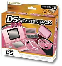 Nintendo DS Accessory Starter Pack: Pink by Competition Pro - Brand New