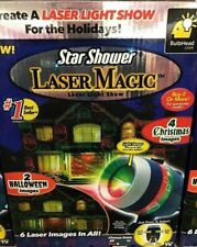 Star Shower Window Wonderland Projector System Christmas