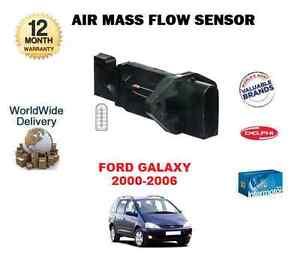 FOR FORD GALAXY 2.8 V6 2000-2006 MPV NEW AIR MASS FLOW SENSOR