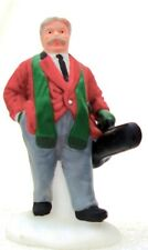 Dept 56 Christmas In The City- Steppin Out On The Town 58885 Musician Figure New