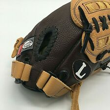 "Louisville Slugger DY1351 Baseball Glove Dynasty Series 13.5""  RHT Brown/Tan"
