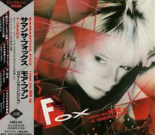 SAMANTHA FOX Sam's Collection JAPAN ONLY CD 28XB-133 NO OBI