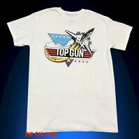 New Top Gun Rocket Vintage 1986 Mens T-Shirt