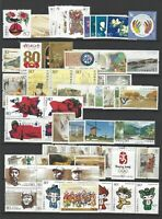 CHINA 2005-1 雞年 年票 Whole Year of Cock Full stamp set Rooster