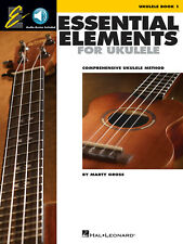 Essential Elements for Ukulele Book 1 Learn Play Beginner Lessons Online Audio
