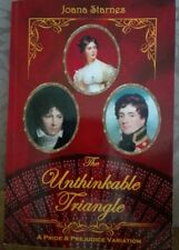 The Unthinkable Triangle , A pride & Préjudice Variation. Comme neuf Anglais
