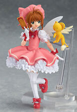 Cardcaptor Sakura Figma 244 Sakura Kinomoto Action Figure Toy Doll Model Gift