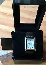 Next Mens Quartz Wrist Watch Classic Casual Vintage Business Black Leather Strap