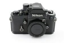 Nikon F2 AS Photomic pro film camera body, black