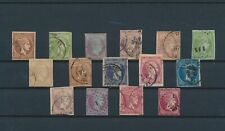 LM94849 Greece Mercury classic stamps fine lot used