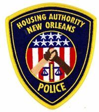 NEW ORLEANS HOUSING AUTHORITY LOUISIANA POLICE COLORFUL NEW PATCH SHERIFF