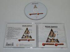 CLOCKWORK ORANGE/SOUNDTRACK/WENDY CARLOS(ESD 81362)CD ALBUM
