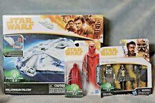 Star Wars Force Link 2.0 Millennium Falcon Lando Calrissian Imperial Guard SOLO