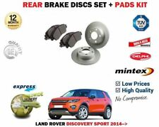 FOR LAND ROVER DISCOVERY SPORT 2.0 2.2D 2.0D 2014 > REAR BRAKE DISCS SET + PADS