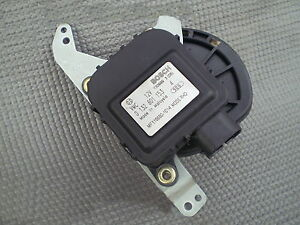 MGZT. Rover 75. Heater flaps control motor. (Air blending).