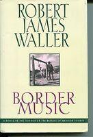 Robert James Waller Boarder Music Signed Autograph 1st Edition Book GA COA