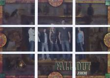 Jericho set special 9 trading cards Fallout Jericho Fallout 9 card set mint