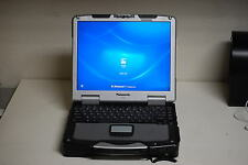 Panasonic Toughbook Military Standard CF-30 320GB Window XP Pro Fully Ruggedized