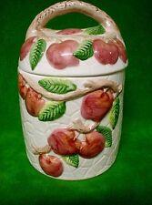 Apple Cookie Jar CBK Ltd Collectible Kitchen Decor