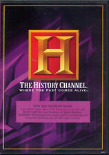history channel  WWI : THE DEATH OF GLORY    DVD-R
