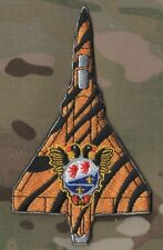 NTM NATO TIGER MEET PATCH COLLECTIONS: NTM MIRAGE 2000 FIGHTER JET