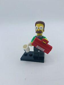 LEGO 71005 Simpsons Series 1 NED FLANDERS Minifigure