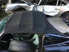 Lotus Elise S1 Roof - Lotus Elise S1 Black Roof - Elise S1 Black Canvas Roof