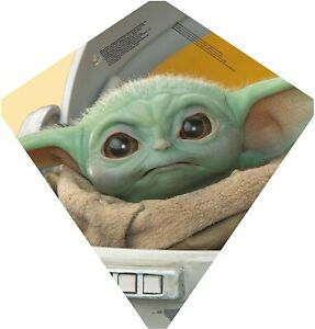 Kite Star Wars. Baby Yoda  22 inch. kids. New