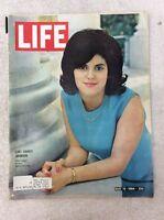 Life Magazine May 15 1964 Luci Barnes Johnson Teenager Whitehouse Willie Mays