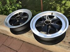 Original FUCHS Felgen 6 X 16 Porsche 911 930 Turbo 912 SC Carrera S 3.0 2.7 Top